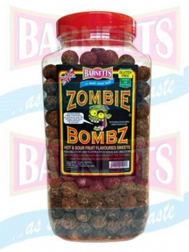 Barnetts Zombie Bombz 100g (UK)